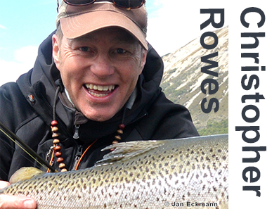 Christopher Rownes FFI Master - Casting at The Virtual Irish Fly Fair 2020