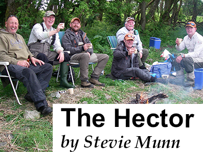 The Virtual Irish Fly Fair 2020 - Fishing Articles, Stories & News - The Hector by Stevie Munn